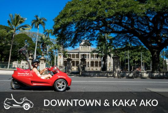 Downtown & Kaka'ako